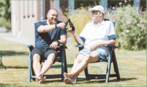 vivir con amigos en cohousing